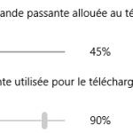 limiter bande passante